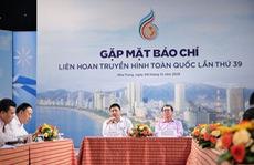 Hình ảnh buổi gặp mặt báo chí Liên hoan Truyền hình Toàn quốc lần thứ 39 tại Khánh Hòa