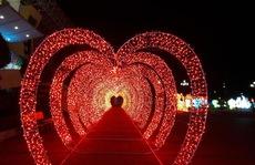 Lễ hội ánh sáng lần đầu tiên được tổ chức tại Nha Trang