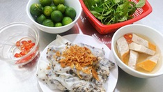 Banh Cuon: A delicacy with a rich history