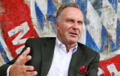 Uli Hoeness từ chức chủ tịch Bayern Munich