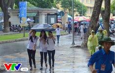 Thi tốt nghiệp THPT 2020 đúng mùa mưa bão, kích hoạt phương án dự phòng khi cần