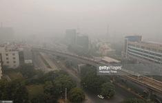 Ấn Độ gấp rút đối phó ô nhiễm không khí