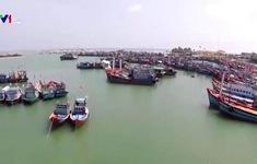 Việc lắp đặt thiết bị giám sát hành trình tàu cá còn quá chậm