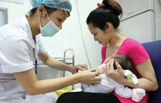 Tăng cường tiêm vaccine bệnh sởi tại các tỉnh thành