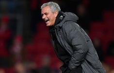 Mourinho báo tin không thể vui hơn cho Man Utd