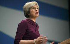 Anh công bố dự luật rút khỏi EU