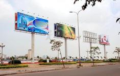 Sở Văn hóa - Thể thao Hà Nội xử lý vi phạm biển quảng cáo cỡ lớn tại Hà Nội