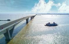 Nhiều sai sót kỹ thuật ở cầu vượt biển dài nhất Việt Nam