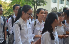 105 trường ngoài công lập nhận đơn đăng ký dự tuyển vào lớp 10