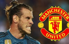 TRỰC TIẾP Chuyển nhượng bóng đá quốc tế ngày 28/5: Rời Real, Gareth Bale muốn gia nhập Man Utd