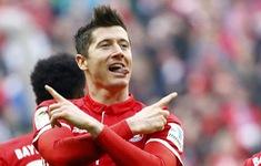 Lewandowski lại đòi rời Bayern Munich vì... Real Madrid