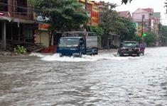 Thái Nguyên: 2 người thiệt mạng và mất tích do mưa lũ