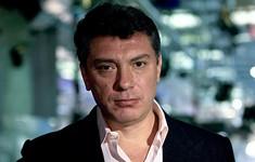 Nga kết án đối tượng ám sát ông Boris Nemtsov