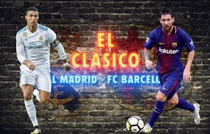 Sau 11 năm, Siêu kinh điển vắng bóng cả Messi lẫn Ronaldo
