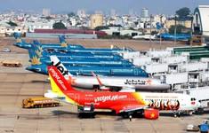 Hơn 10.000 nhân viên Vietnam Airlines phải ngừng việc