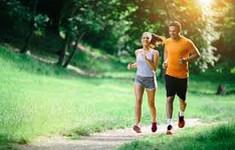 Chạy bộ để tăng cường sức khỏe