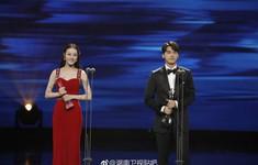 Giải Kim ưng 2018: Địch Lệ Nhiệt Ba - Lý Dịch Phong nhận giải Thị Hậu và Thị Đế