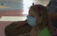 Bùng phát dịch sởi ở Ukraine, 32.000 ca nhiễm, 14 ca tử vong