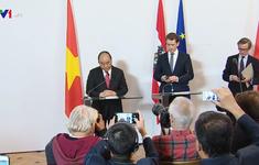 Việt Nam - Áo thúc đẩy mạnh mẽ hợp tác kinh tế
