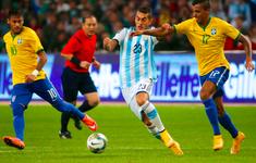 ĐT Brazil – ĐT Argentina: Khúc Tango lạc nhịp? (1h00, 17/10)