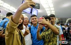 ẢNH: Chuẩn bị cho AFF Cup 2018, ĐT Việt Nam lên đường sang Hàn Quốc tập huấn
