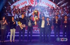 ẢNH: Toàn cảnh Gala Tổng kết các Giải BĐCN Quốc gia 2018