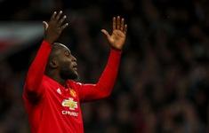 """Lukaku bất ngờ được cựu sao Man Utd """"tâng lên mây"""""""