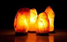 Những lưu ý khi sử dụng đèn đá muối khoáng Himalaya