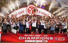Gala Tổng kết các Giải Bóng đá chuyên nghiệp Quốc gia 2018: 17h00 hôm nay (16/10) trực tiếp trên VTV6