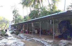 Bình Thuận: Tràn lan xây dựng trái phép ở danh thắng Suối Tiên
