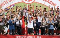 5 CLB tại V.League đạt chuẩn chuyên nghiệp
