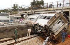 Gần 100 người thương vong trong vụ lật tàu tại thủ đô Rabat (Marocco)