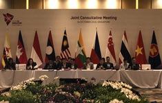 Việt Nam dự Hội nghị Điều phối chung chuẩn bị cho Hội nghị Cấp cao ASEAN lần thứ 33