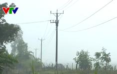 Hà Tĩnh: Bất cập dự án lắp hệ thống lưới điện trong phần đất nhà dân