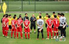 HLV Park Hang Seo giấu bài cả 3 trận giao hữu của ĐT Việt Nam trước AFF Cup 2018