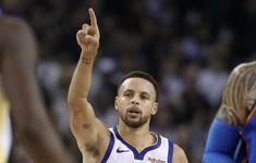 Golden State giành chiến thắng ngày ra quân NBA 2018 - 2019