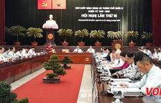 Bế mạc Hội nghị Thành ủy TP.HCM lần thứ 18