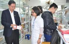 Hà Nội: Kiểm tra, giám sát công tác lựa chọn nhà thầu, cung ứng thuốc
