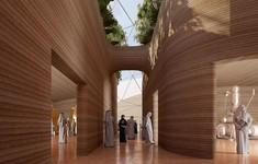 UAE xây dựng thành phố sao Hỏa trên Trái Đất