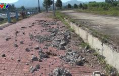 Kon Tum chỉ đạo khắc phục bờ kè sông Đắk Bla và xử lý người vi phạm