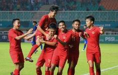 Lịch tường thuật trực tiếp U19 châu Á 2018 ngày 18/10: U19 UAE – U19 Qatar, U19 Indonesia – U19 Đài Bắc Trung Hoa