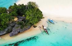 Philippines mở cửa lại bãi biển Boracay