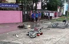 Bộ Công an vào cuộc vụ 2 học sinh tử vong do điện giật ở Long An