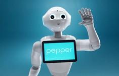 Robot tương tác với các nghị sỹ Anh