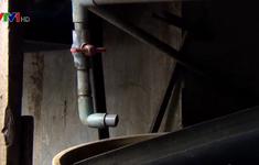 Có trạm cấp nước sạch, người dân Cần Thơ vẫn phải khoan giếng