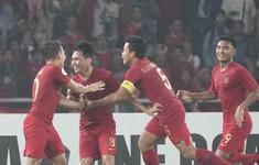 U19 Indonesia 3–1 U19 Đài Bắc Trung Hoa: Chủ nhà VCK U19 châu Á 2018 thắng thuyết phục ngày ra quân