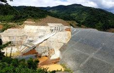Quảng Nam chưa cho phép Thủy điện sông Bung 2 tích nước