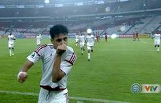 TRỰC TIẾP BÓNG ĐÁ U19 UAE 2–1 U19 Qatar: Hiệp hai