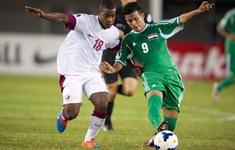 TRỰC TIẾP BÓNG ĐÁ U19 UAE 0–0 U19 Qatar: Hiệp một