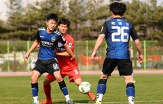 Lương Xuân Trường háo hức gặp lại đội bóng cũ Incheon United ở Hàn Quốc